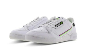 NEW IN BOX ADIDAS CONTINENTAL 80 TRAINERS SHOES SNEAKERS TENNIS MEN WHITE CASUAL