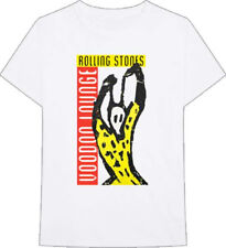 The Rolling Stones-Voodoo Lounge-Large White  T-shirt