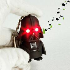 Encendedor LED STAR WARS DARTH VADER CON SONIDO LINTERNA LLAVERO