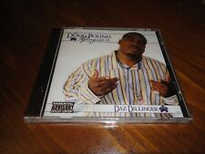 DAZ Dillinger - Tha Dogg Pound Gangsta LP Rap CD - Nate Dogg Shorty B
