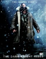 Tom Hardy Signed Autographed 11X14 Photo The Dark Knight Rises Bane GV769620