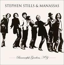STEPHEN STILLS & MANASSAS - Bananafish Gardens NY. New CD + sealed ** NEW **
