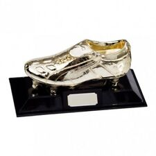 GOLDEN BOOT FOOTBALL TROPHY - Puma King Award * FREE LUXURY ENGRAVING *