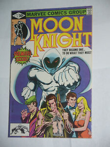 Moon Knight #1 comic book 1980 Marvel VF+ Premier Issue 1st origin