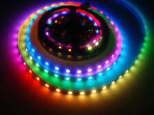 5M WS2812B 5050 RGB 300leds Dream Color LED Strip Light Black Addressable DC5V