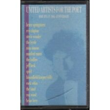 AA.VV MC7 United Artists For The Poet (Bob Dylan 30th Anniversary) / Nuova