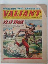 Valiant comics UK March 30, 1969
