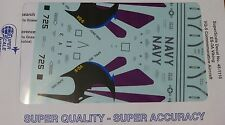 Microscale Decal 1:48 Scale #48-1110 / ES-3A Viking: VQ-5 Com'ative Aircraft