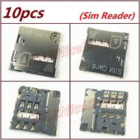 1 x New SIM Card Reader Slot Socket Samsung Galaxy Tab 4 T337A T337T T337V USA