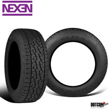 2 X New Nexen Roadian AT Pro RA8 265/70/18 00 All-Terrain Tire