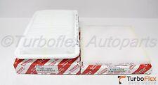 Toyota Camry Sienna Solara Motor Filtro de Aire & Habitáculo Original