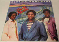 Gibson Brothers - On The Riviera 1980 Island ILPS 9620 Vinyl LP Album