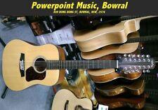 Walden D552 12 String Acoustic Guitar + Bag BRAND NEW  RRP $449