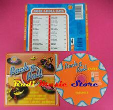 CD Rock & Roll Days Volume 2 Compilation Diamonds L.Richard no mc dvd vhs(C35)
