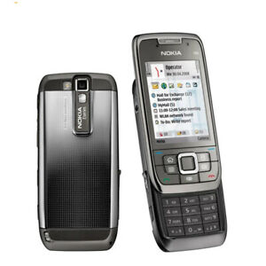 UNLOCKED Original Nokia E66 3G WIFI MP3 Bluetooth 3.15MP Slider Mobile Phone