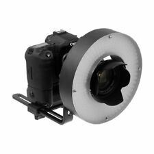 Pro Video Photography 352 Led Studio Video Ring Light Dimmable Switch