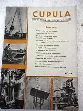Revista Cupula num.24,Construccion,Decoracion,Arquitectura
