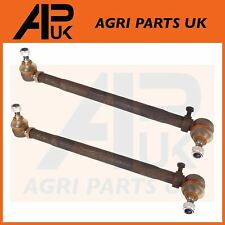 2 Case International 484 485 495 574 Tractor Steering Tie Track rod end Complete