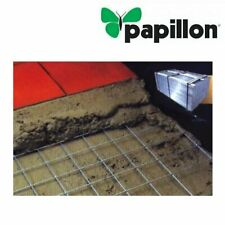 Foglio Rete elettrosaldata per pavimenti murature massetti cm 50x50 dim. mt 2x1