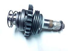 1984 1985 RM125 RM 125 ENGINE MOTOR KICK START KICKSTART SHAFT STARTER GEAR ASSY