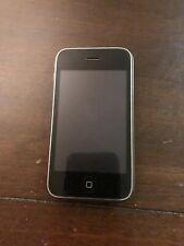 Apple iPhone 3G model A1241 Perfect Working Condition 2A