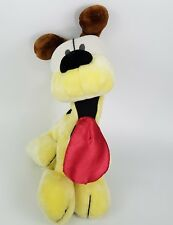 "Garfield the Cat Dog Odie Large Plush 18"" Tall Paws Play by Play Label"