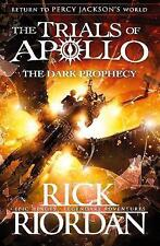The Dark Prophecy by Rick Riordan (Hardback, 2017) SIGNED FIRST EDITION/ FIRST P