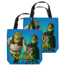 """Shrek """"Pals"""" Double Sided Tote Bag - 4 Sizes"""