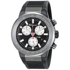 Ferragamo F55010014 Men's F-80 black Quartz Watch