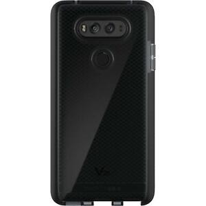 Tech21 EVO Check Case for LG V20 - Smokey Black