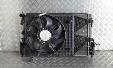 Moto ventilateur + Radiateur + Condenseur climatisation - AUDI A1 1.2 TFSI