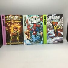 Lot of 15 Brand NEW Marvel Hardcover Comic / Graphic Novel - Spotlight Wolverine