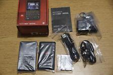 Motorola MOTOKEY SOCIAL EX225 - Black (Unlocked) Cellular Phone - Read As Is