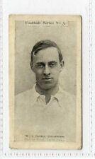 (Gx291-454) Wills, Football Series, #3 W.J.Oakley, Corinthians 1902 VG