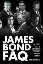 FAQ: James Bond FAQ: all that's left to know about everyone's favorite superspy