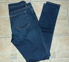 Frame Le Skinny De Jeanne stretch jeans size 28 blue denim USA made LSJ032