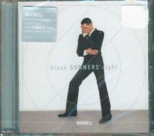 Maxwell - Black Summers' Right Cd Sigillato Sconto EURO 5 su Spesa EU 50