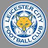 "Leicester City FC Logo 6"" Vinyl Decal Bumper Window Sticker - Football Soccer"