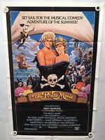 1982 The Pirate Movie Original 1SH Movie Poster 27 x 41 Kristy McNichol Musical