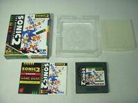 Game Gear Sonic the Hedgehog 2 Sega Japan Game