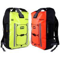 OverBoard Pro-Vis 30L Litre Waterproof Bag Backpack Rucksack Bike Cycling