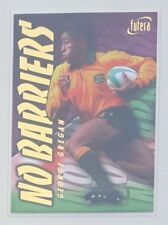 1996 Futera Rugby Union No Barriers insert card #NB3 George Gregan