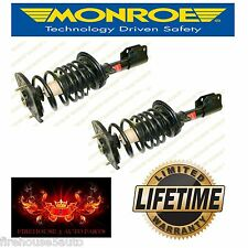 MONROE 271662L & 271662R Quick Strut 04-11 Chevy Impala Rear Shock Pair Set of 2