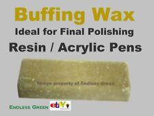 Bolpol Hard Plastics Buffing Bar for polishing plastic, acrylic resins  Y47 110g