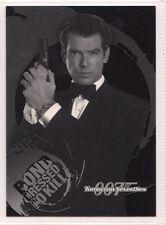 James Bond Tomorrow Never Dies Chase/Insert Dressed To Kill Card B1