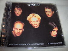 RADIOHEAD-INTERVIEW-CBAK4115 MINT CD