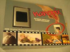 "[h7] Nanopix Digital Photo Keychain 1.4"" Screen 8Mb"
