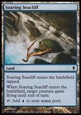 MTG Magic - (C) Zendikar - Soaring Seacliff - SP