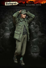 1/35 Scale resin model kit WW2 GERMAN POW