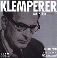OTTO KLEMPERER - 2 CD - MAESTRO MISTICO, BEETHOVEN